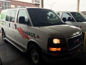 Location de camion U-Haul